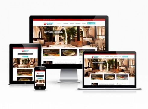 restorant internet sitesi