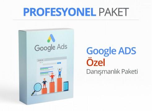 Özel Google Ads Danışmanlık Paketi