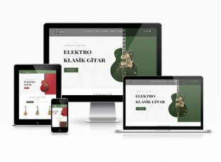 Kurumsal E-ticaret Sitesi - Elektro