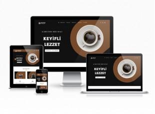 Kurumsal E-ticaret Sitesi - Latte