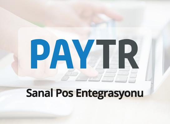 PAYTR Sanal Pos Entegrasyonu