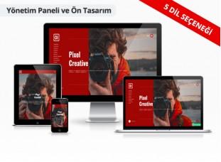 Fotoğrafçı Web Sitesi - Vizör