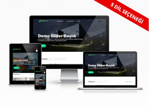 hazır web siteler