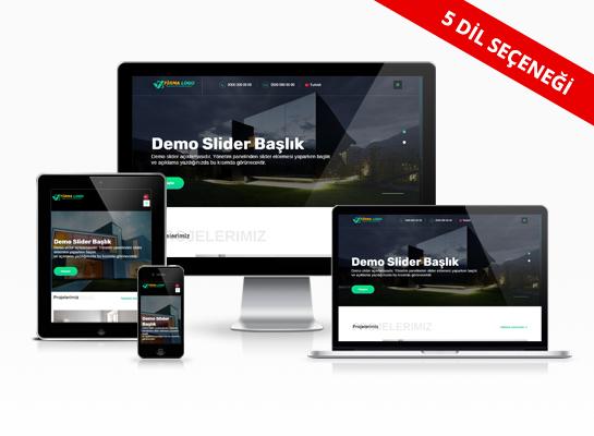 Hazır Web Sitesi - Kayın