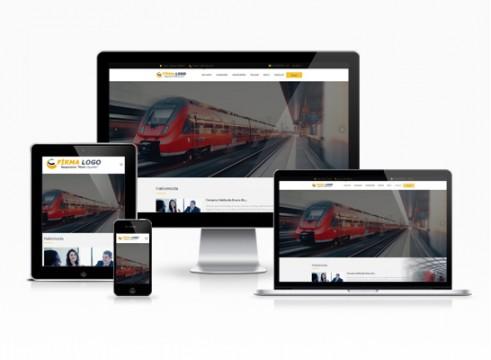 hazır web site şablonları