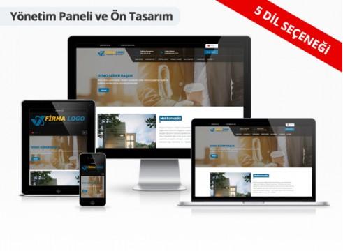 Hazır Web Sitesi - Kızılcık