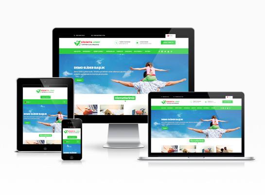 Hazır Web Sitesi - Manolya