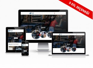 Hazır Web Sitesi - Nergis