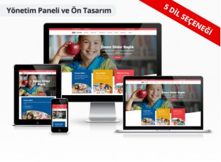 Hazır Web Sitesi - Sedef