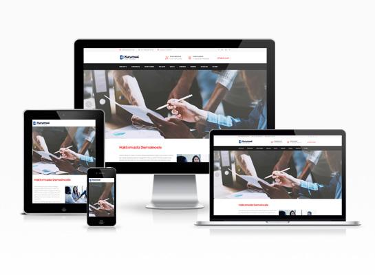 Hazır Web Sitesi - Sekoya