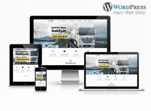 Nakliyat Web Sitesi - Palet