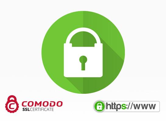 SSL Sertifikası (Comodo Positive SSL)