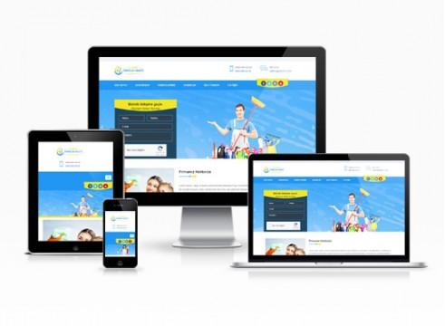 temizlik firması sitesi